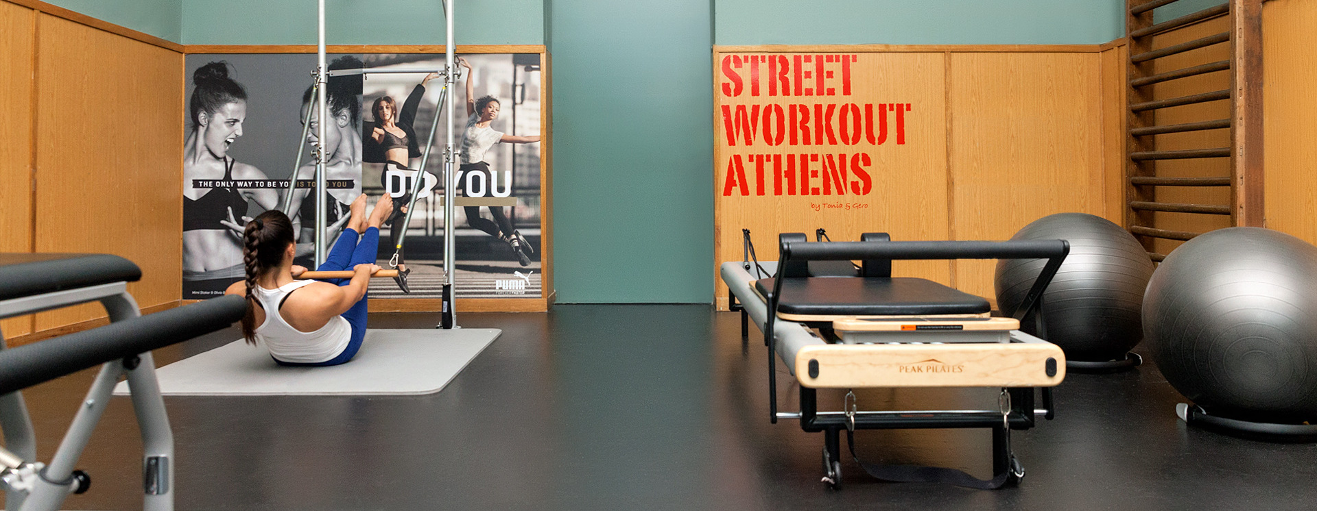 Pilates in Athens