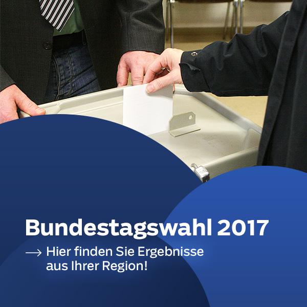 Bundestagswahl Ergebnisse 2017
