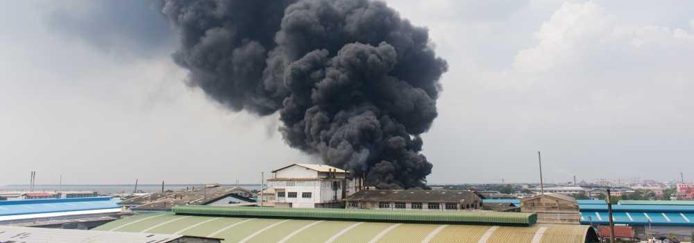Brandschutz - Vermeidung und Bekämpfung von Bränden