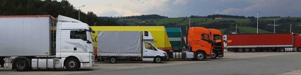 Sichere Arbeitsplätze für LKW-Fahrer