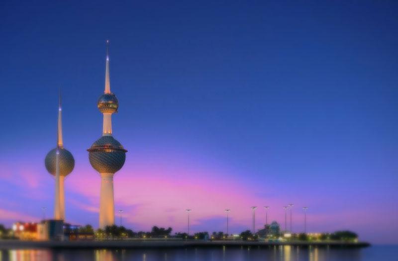 مستشفيات الكويت