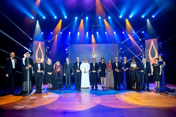 Awards Ceremony in Dubai
