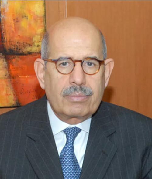 HE Dr. Mohamed El Baradei