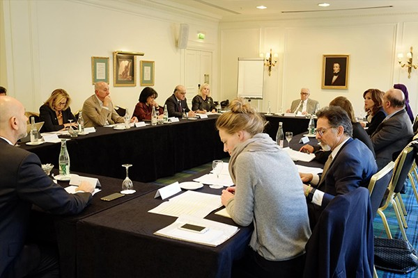 JURY BOARD MEETING - PARIS