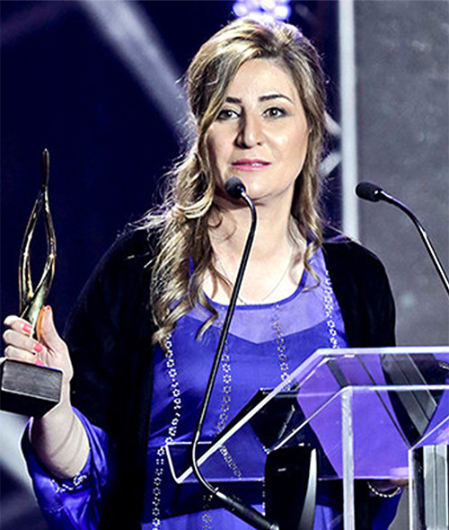 Ms. Vian Dakhil