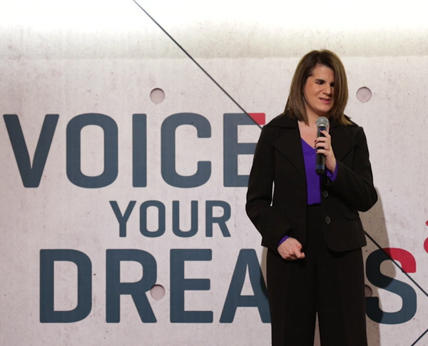 Voice Your Dreams - Ghina Achkar - Beirut