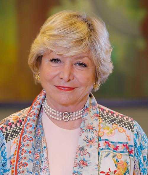 Sylviane Zehil