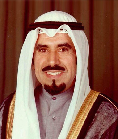 Jaber Al-Ahmad Al-Jaber Al-Sabah