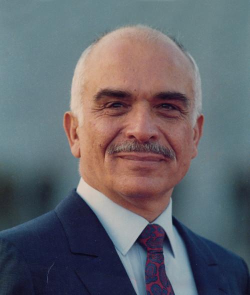HM King Hussein bin Talal