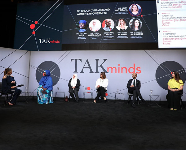 TAKminds - Weaving Sustainable Destinies in the Middle East