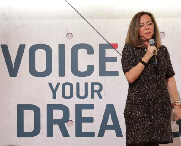 Voice Your Dreams - Dalaa Al Moufti - Beirut