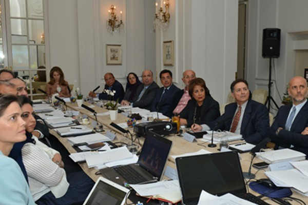 JURY BOARD MEETING - LONDON