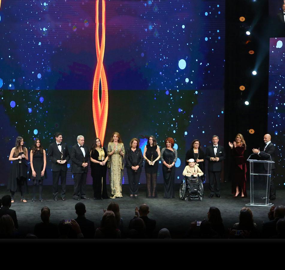 Awards Ceremony- Amman