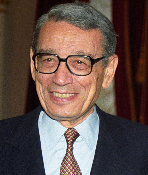 HE Dr. Boutros Boutros Ghali