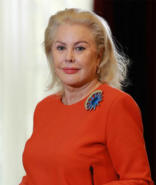 HE Sheikha Paula Al Sabah