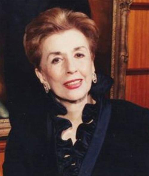 Mrs. Mamdouha El-Sayed Bobst