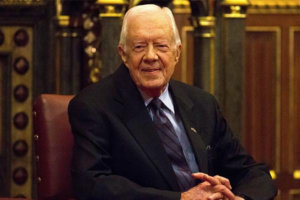 Mr. Jimmy Carter