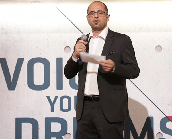 Voice Your Dreams - Alexander A.Nehme - Beirut