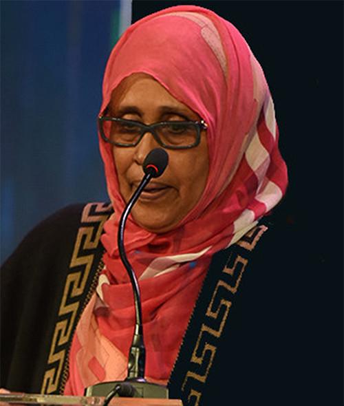 Mrs. Fatima Jibrell