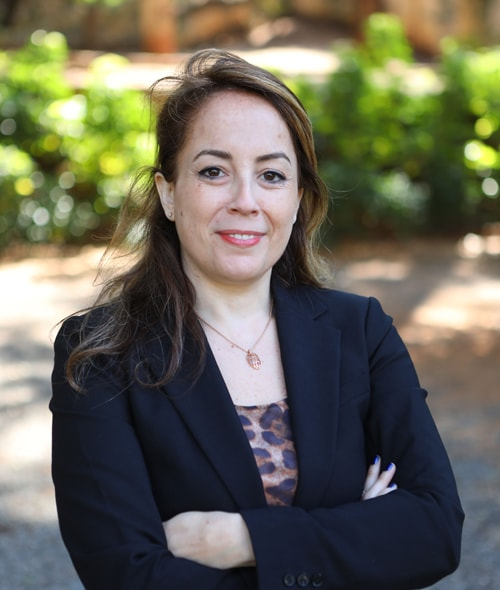 Ms. Ariane Elmas