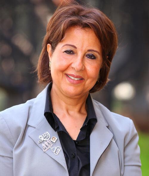 HE Dr. Farida Allaghi