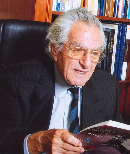 Mr. Ghassan Tueni