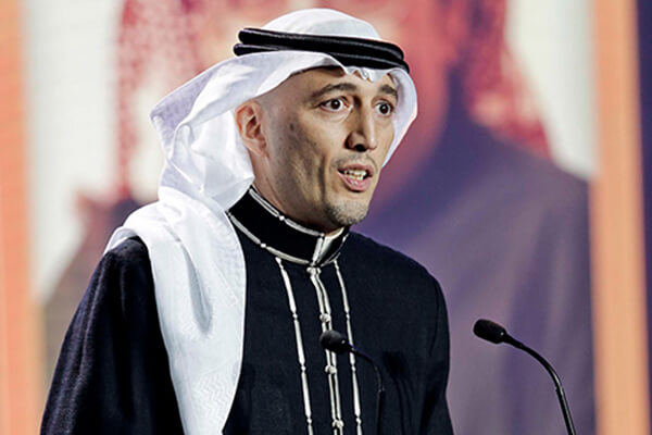 Dr. Ghazi Algosaibi