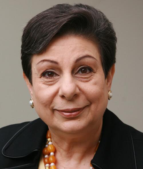 HE Dr. Hanan Ashrawi