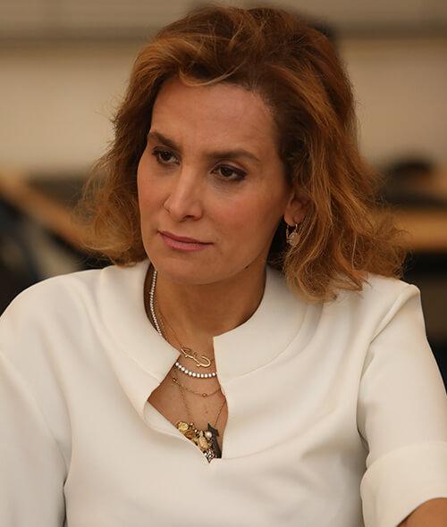 Mrs. Lamia Ben Ayed