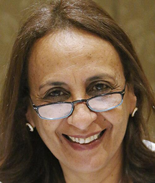 Mrs. Magda El-Sanousi