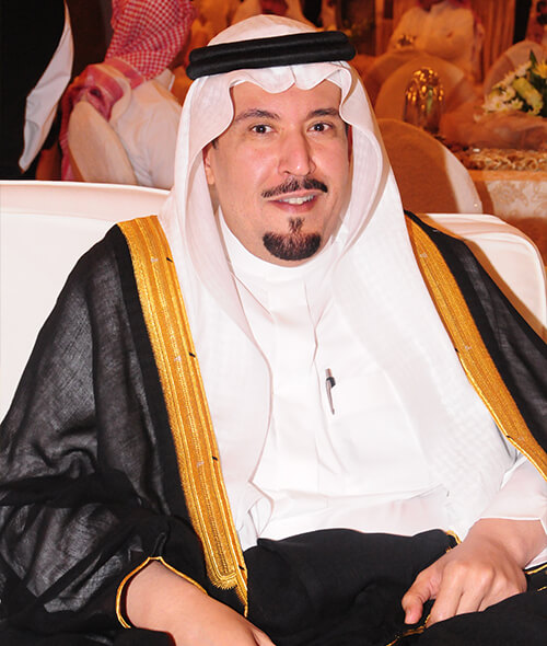 HRH Prince Mansour