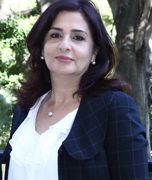 Mrs. Nada Doughan
