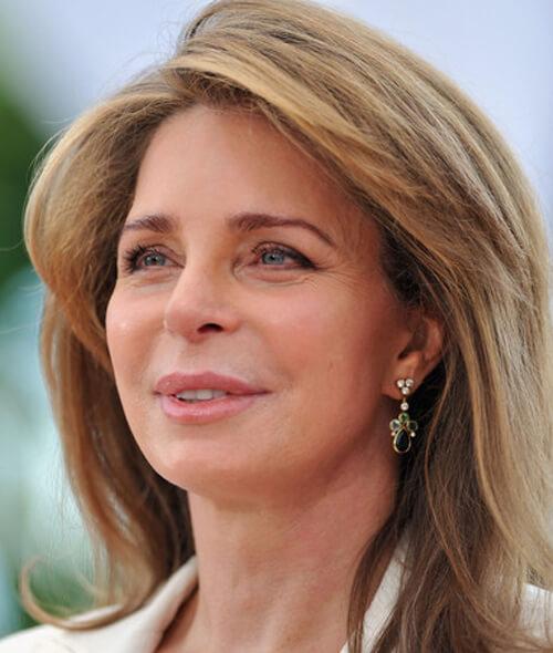 HM Queen Noor Al-Hussein