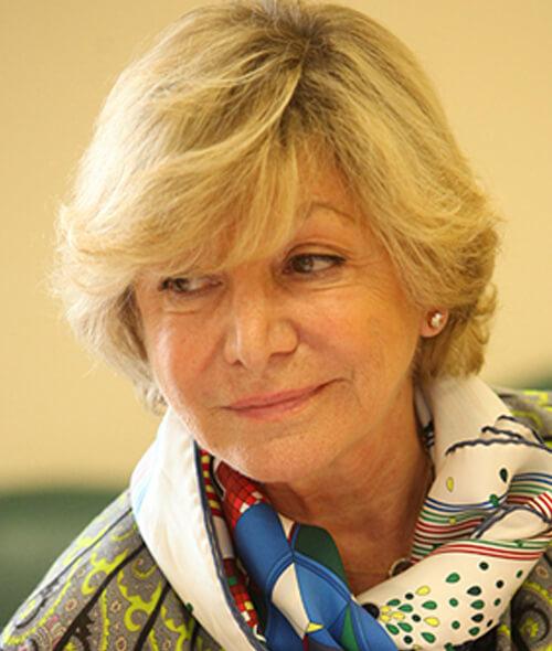Mrs. Sylviane Zehil