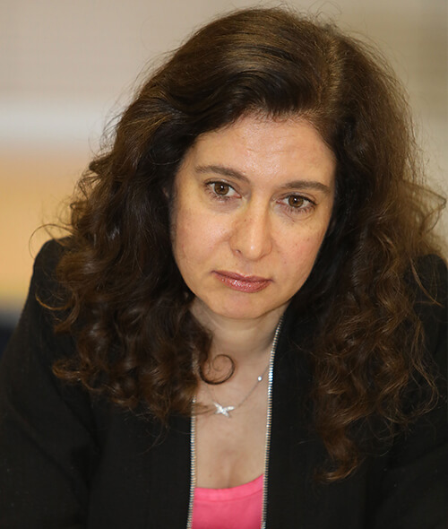 Mrs.Tania Moussallem