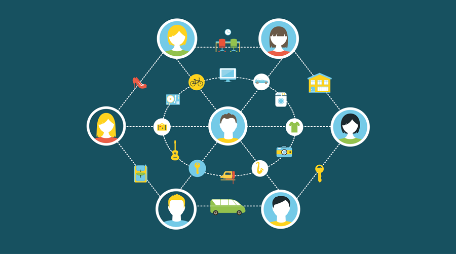 Sharing is caring: come il consumo collaborativo può migliorare la qualità della vita.