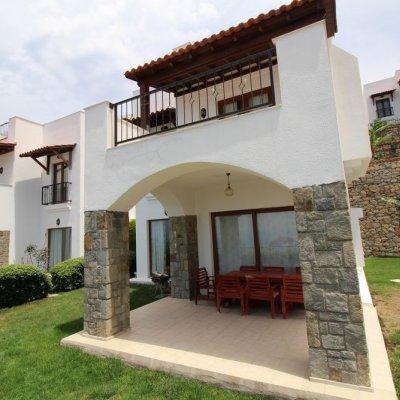 2020 Sezonunda Yalıkavak'ta Panoromik Deniz Manzaralı 8 Kişilik Villa... (li)