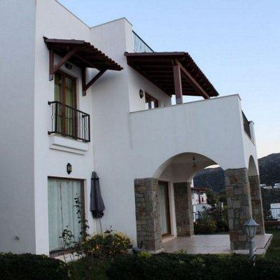 2021 Sezonunda Yalıkavak'ta Panoromik Deniz Manzaralı 8 Kişilik Villa... (li)