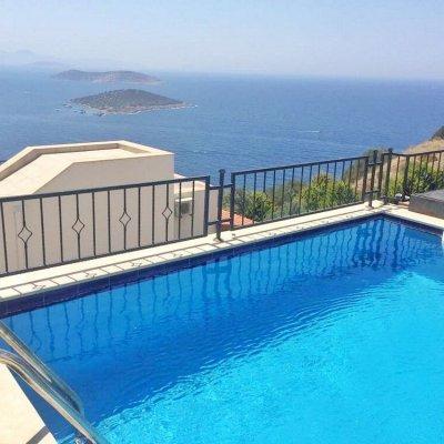 2020 Sezonunda Yalıkavak'ta Özel Havuzlu Full  Deniz Manzaralı Villa... (ln 7)