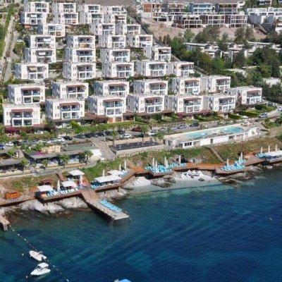 2020 Sezonunda Gümbet'te Denize Sıfır Lux Daire... (aur)