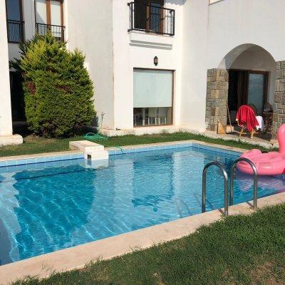 2021 Sezonunda Yalıkavak'ta Özel Havuzlu 4 Yatak Odalı Deniz Manzaralı  8 Kişilik Villa