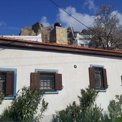 Gündoğan Merkezde  Restorasyonu Tamamlanmış Müstakil Köy Evi