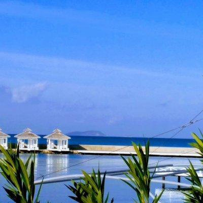 Gümüşlük'te Denize 1 Km Mesafede 6 Kişilik Villa