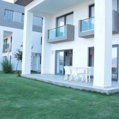 Gündoğan Myblue Residencede Full Deniz Manzaralı 3+1 Müstakil Bahçeli Villa