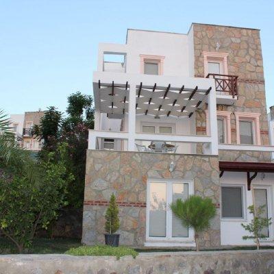 Gündoğan Da Denize 500 Metre Mesafede 5+1 - 6 Kişilik Villa