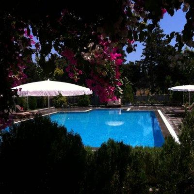 Gümüşlükte Havuzlu Site İçinde Villa