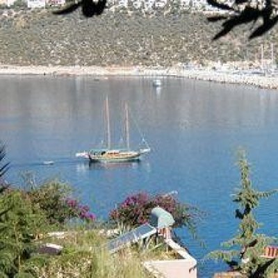 Deniz Manzaralı Villa Kalkan Patara