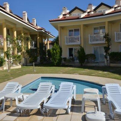 Fethiye'de 3 Yatak Odalı Villa...