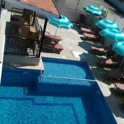 Dalyan Ortaca'da 8 Yatak Odalı Lux Villa (palmiye)