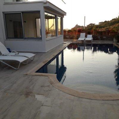 Yalıkavak Gökçebel'de Özel Havuzlu Villa